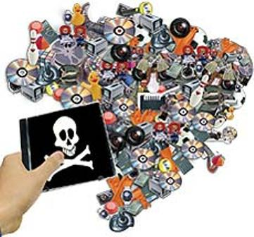 piracy in brazil